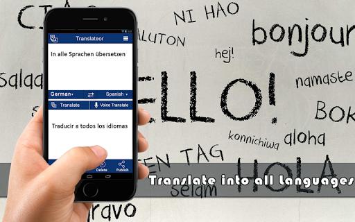 All Languages Translator screenshot 3