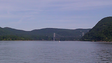 Photo: View of Hudson River