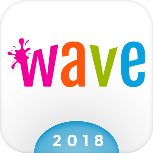 Wave Keyboard + Animated Themes, Emoji and GIFs