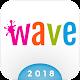 Wave Keyboard + Animated Themes, Emoji and GIFs (app)