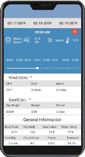 Marine Weather Forecast 29.12 screenshots 5