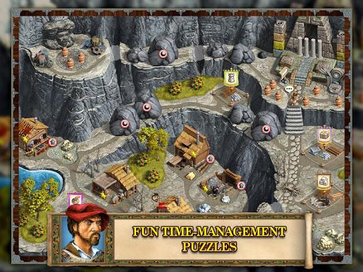 Adelantado. 4 Aztec Skulls screenshot 5