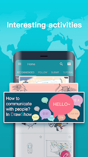 App Learn to draw anime - DrawShow APK for Windows Phone