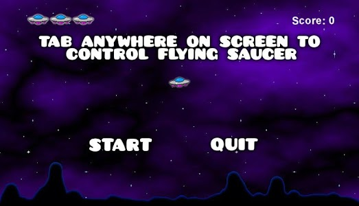 Flying Saucer screenshot 8