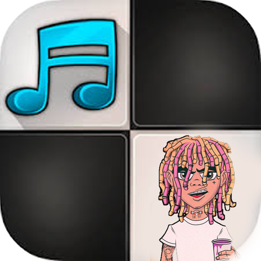 lil pump Piano Game