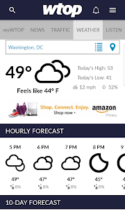WTOP   Washington's Top News   Apps on Google Play
