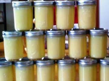 Canning Butter