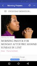 Daily Prayers & Blessings screenshot thumbnail