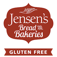 Jensen's Bread and Bakeries logo