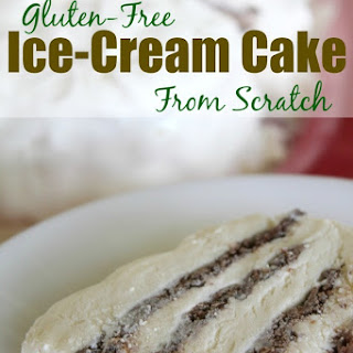 Gluten-Free Ice Cream Cake Recipe