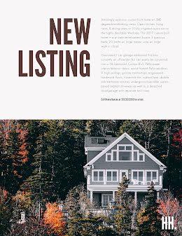 HH Listing - Real Estate Flyer item