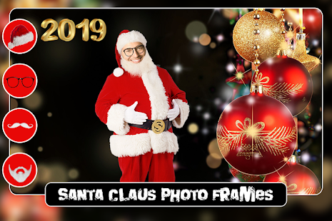 Download Santa Claus Photo Frames - 2019 For PC Windows and Mac apk screenshot 4