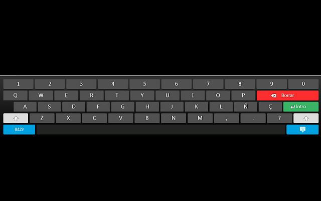 Keyboard PTH Totem