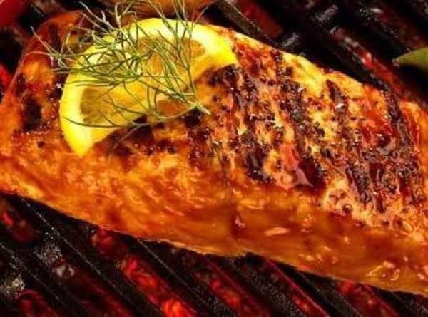 Yummy Grilled Salmon!