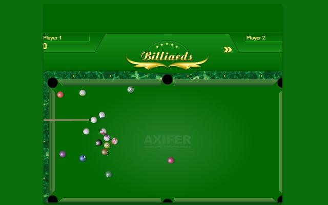 Flash billiards