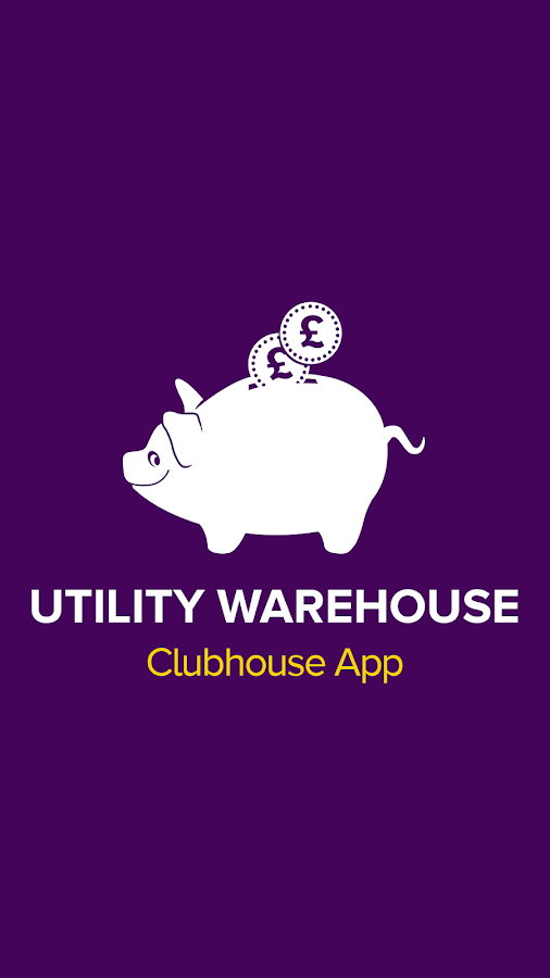 Utility Warehouse Clubhouse- screenshot