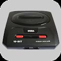 Fast MD/Genesis Emulator icon