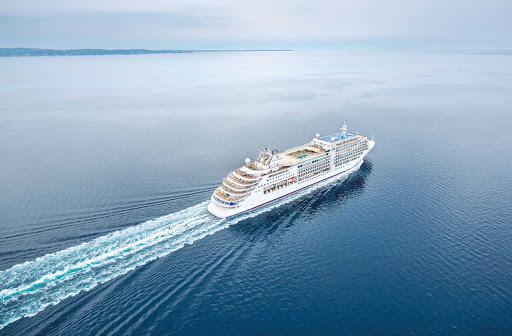 Silver Moon offers 10-day itineraries in the Greek isles.