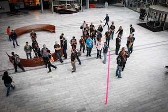 Photo: Logistics and Setup at Ubuntu Developer Summit Raring Ringtail (UDS-R) at Bella Center, Copenhagen, Denmark, EU - 29th Oct - 1st Nov 2012 [cc by-sa 2012 Sean Sosik-Hamor]
