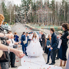 Wedding photographer Tatyana Mamontova (panivalevska). Photo of 19.04.2017