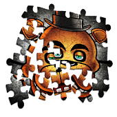 Jigsaw Puzzle for FNAF