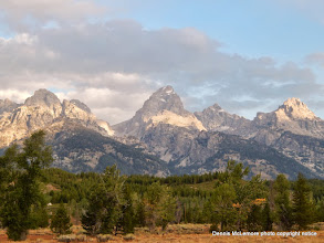 Photo: Grand Tetons