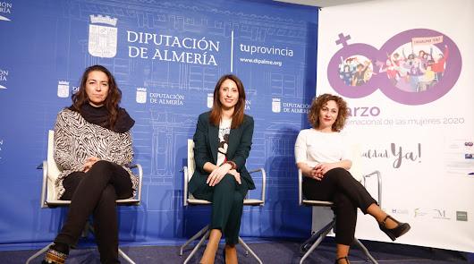 Empleo y formación para el impulso de las mujeres almerienses