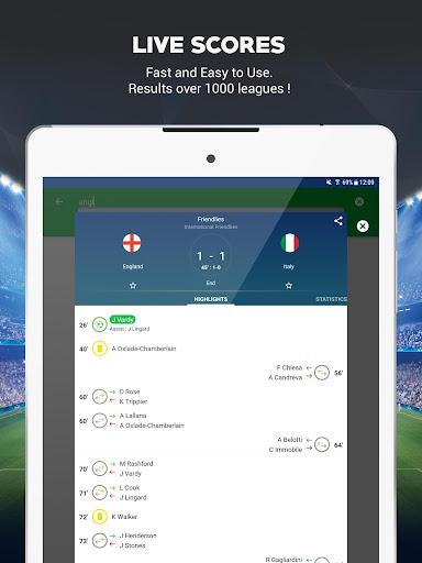 SKORES - Live Football Scores  screenshots 7