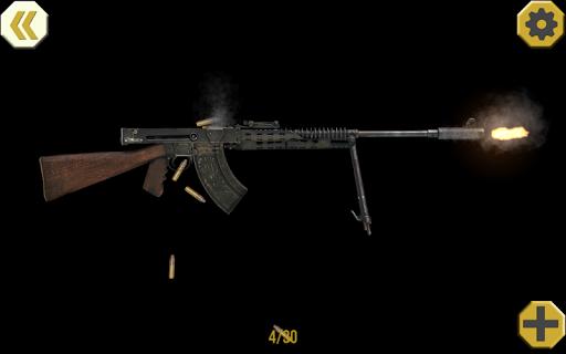 Machine Gun Simulator Ultimate Firearms Simulator apkpoly screenshots 5