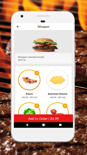 Screenshot for BURGER KING® App in United States Play Store