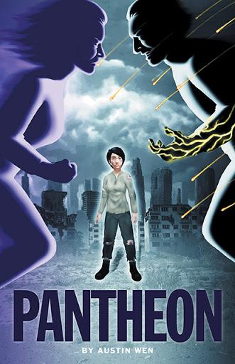 Pantheon cover