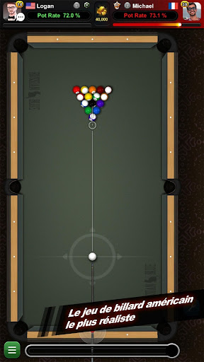 POOLTIME: Jeu de billard le plus ru00e9aliste  captures d'u00e9cran 1