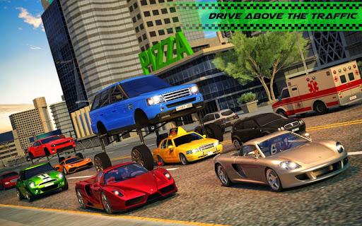 Modern Car Driving Simulator SUV Car Parking Games apktram screenshots 6