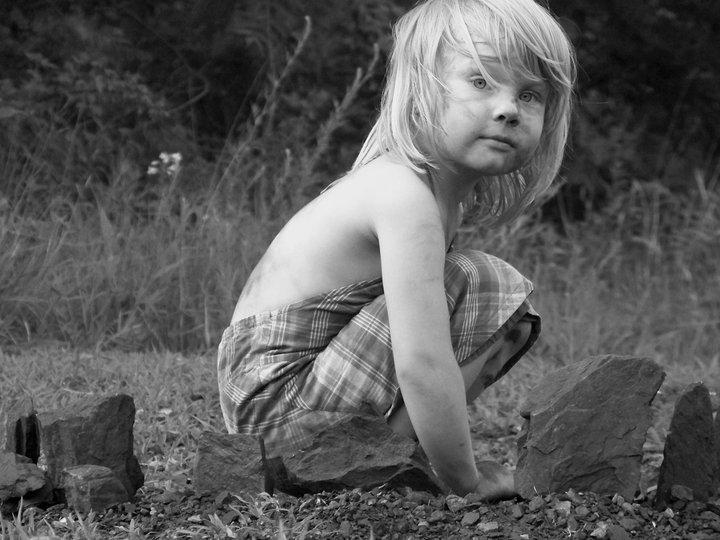 Girl in the Coal by Cindy Swinehart - Babies & Children Children Candids (  )