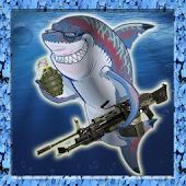 Hungry Shooting Shark