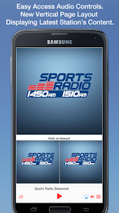 Sports Radio Beaumont- screenshot thumbnail