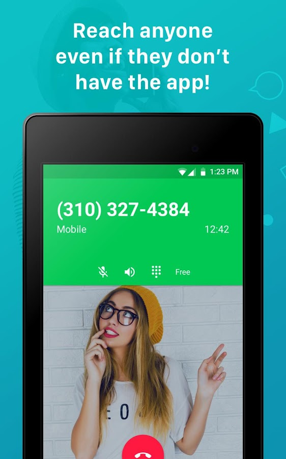 Nextplus Free SMS Text + Calls- screenshot