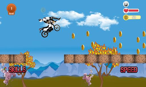 Bike Stunt Up