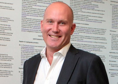 Grant Phillips, Chief Executive Officer of the e4 Group.