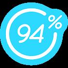 94% icon