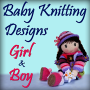 Baby Knitting Patterns (Designs for Boy & Girl)