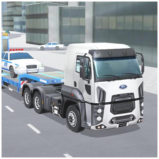 City Truck Driving Simulator (game)