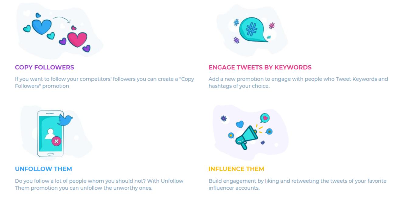 TweetJumbo.com - auto retweet tools - twitter automation bot tool