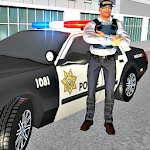 New York Police Car Driver: Mad City Crime Life 3D Icon