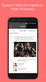 Stade Toulousain- screenshot thumbnail