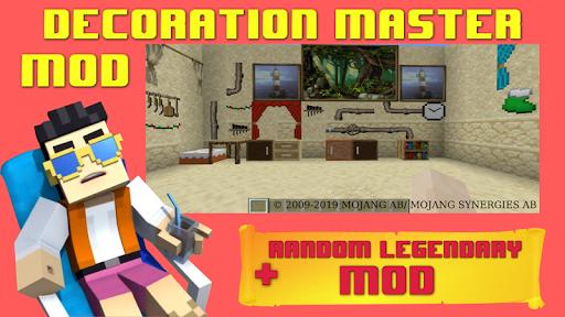 Decoration master mod android2mod screenshots 2