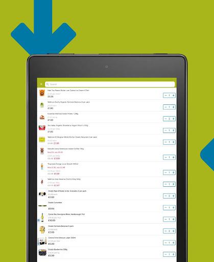 Ocado Zoom grocery delivery screenshot 11