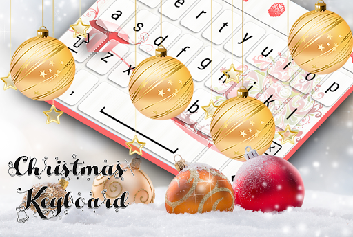 Christmas Keyboard screenshots 1