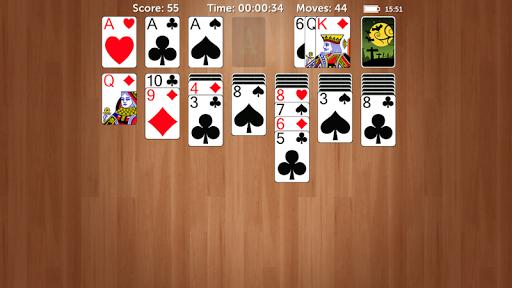 Solitaire Pro 1.2.8 screenshots 6