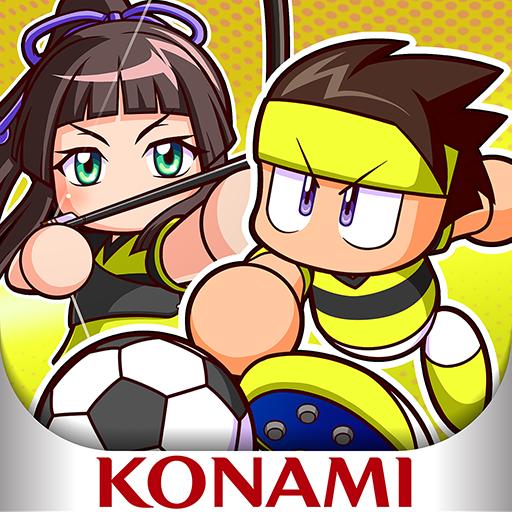 実況パワフルサッカー 【選手育成サッカーゲーム】 (game)